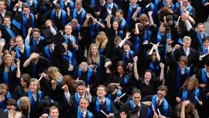 Die Wirtschaft ist mit dem Bachelor zufrieden