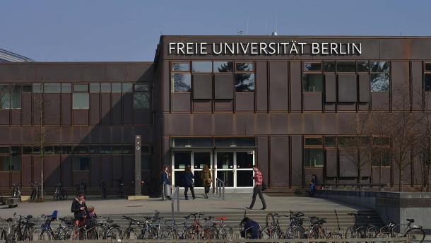 Weiterer Fall von Wissenschaftsbetrug an der Freien Universität