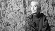 Jane Goodall: Auch mit 90 noch Kämpferin für die Belange der Tierwelt.