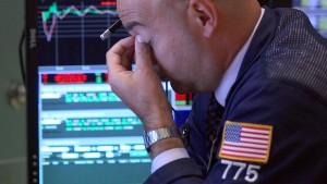 Dow Jones bricht ein, auch Dax verliert