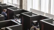 Drei Covid-Semester haben an den deutschen Hochschulen Spuren und Übertragungslücken hinterlassen.