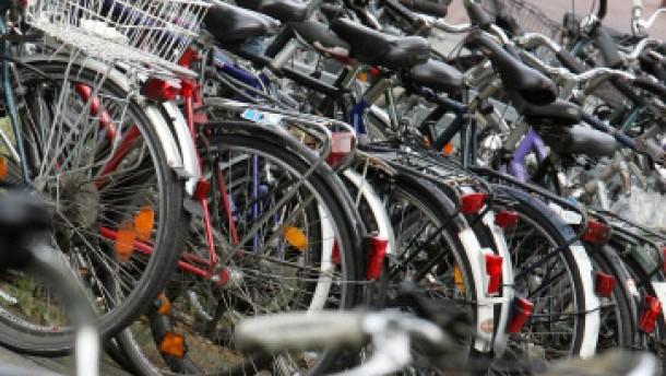 Fahrrad statt Tütensuppe