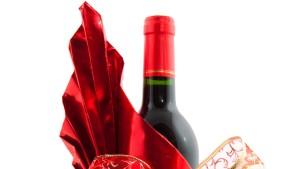 Die Flasche Wein darf's schon sein