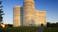 Moderner Wissensspeicher: die Universitätsbibliothek in Cottbus