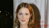 Sinnlich, sexy, selbstbewußt: die Schauspielerin und Moderatorin Esther Schweins.
