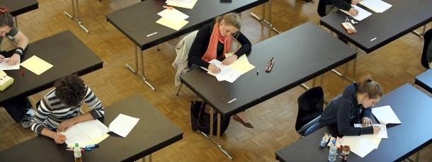 Abitur - und dann? Die Meisten wollen studieren.