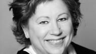 Sie liebt die Freiheit: Barbara Salesch nimmt nicht gerne Anweisungen entgegen
