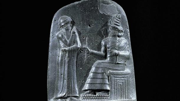 Wer war Hammurapi?