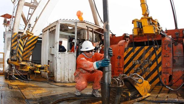 Riesiges Ölfeld in Argentinien entdeckt