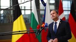 Luxemburgischer Premierminister gesteht Plagiate indirekt ein