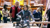 Die DIY Academy veranstaltet Heimwerkerkurse nur für Frauen