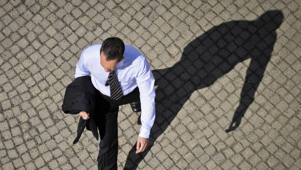 Manager über 40 sind häufig frustriert