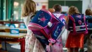 Hauptpersonen: Für fast 55.000 Kinder in Hessen beginnt diese Woche die Schulzeit