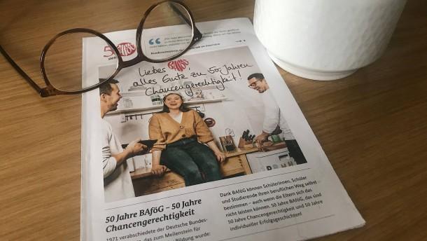 50 Jahre Bafög – feiert bitte ohne mich!