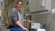 Karriere als Ingenieurin: Pia Leinfelder, 31, Prozessingenieurin bei GE Aviation