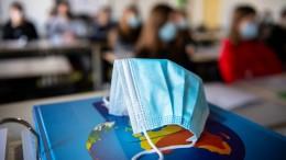 Ausgelieferte Schutzmasken an Schulen erfüllen teils nicht die Norm