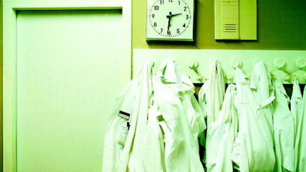 Die geliehene Krankenschwester