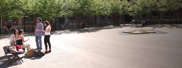 In Toulouse kommt nur ein kleiner Teil der Studenten bis zum Ende durch.