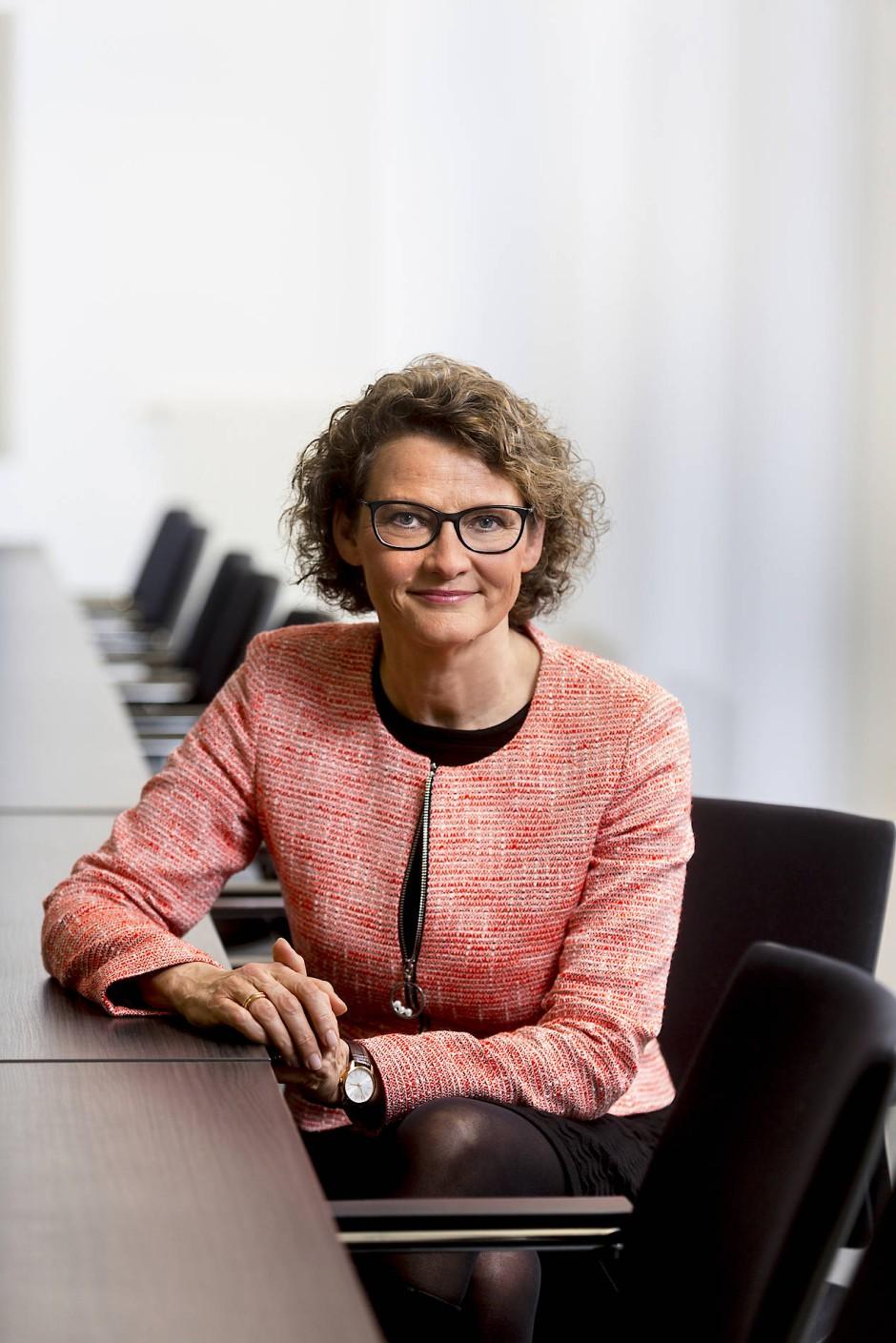 Elke Eller leitet im Reisekonzern TUI das Ressort Human Resources (HR). Zudem ist sie Präsidentin des Bundesverbands der Personalmanager (BPM).