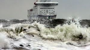Sehnsucht auf der Ostseefähre