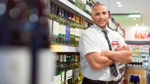 Vom Schulschwänzer zum Supermarktleiter