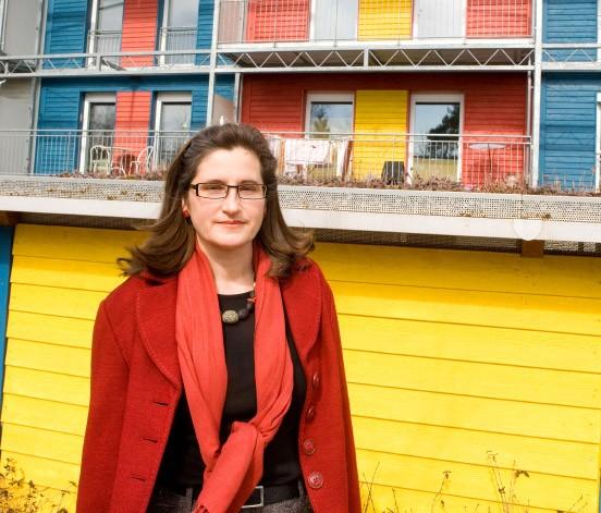 Petra grenz die architektin beruf chance faz for Innenarchitektur ohne abitur