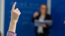 Bayrische Schüler bewerten Referendare