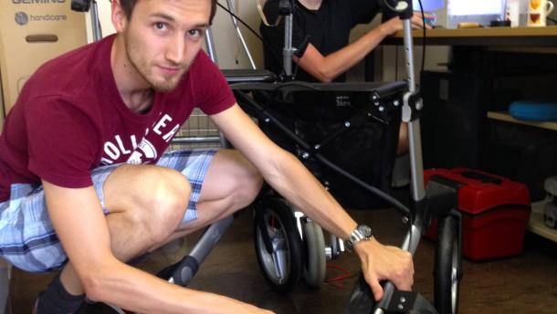 Ein Mobilitätswunder für Oma