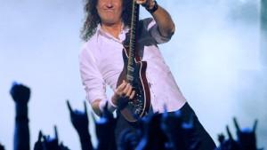 Queen-Gitarrist wird Kanzler in Liverpool