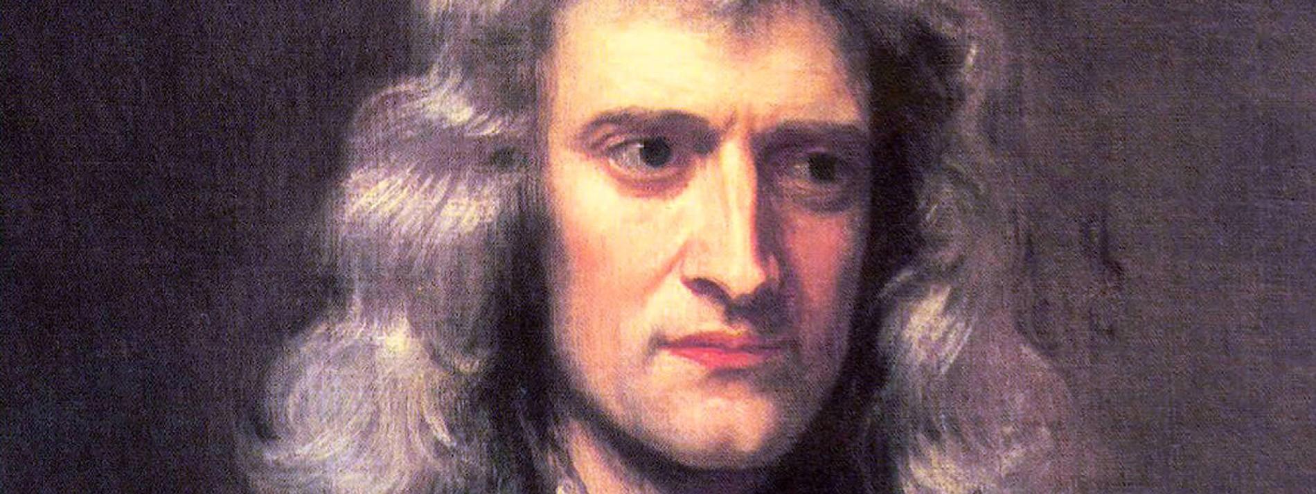 Newton unter Verdacht
