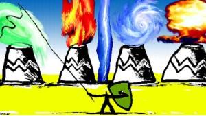 Gutes Klima für Katastrophen