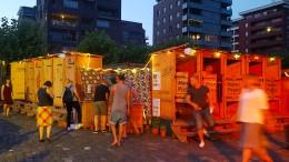 Bio-Toiletten für Festivals