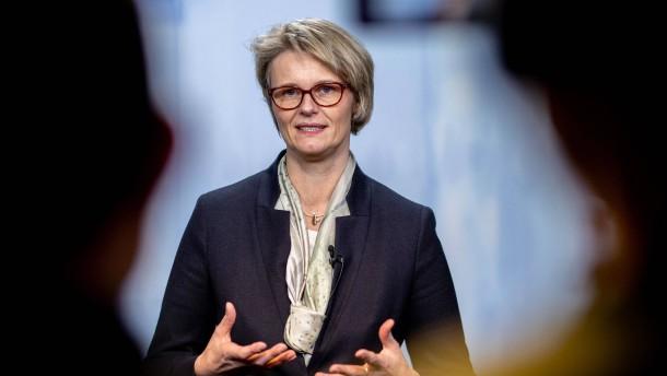Die Ministerin, die C-Frage und das ZDF