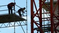 Schwieriges Pflaster: Auf Baustellen ist der Ton oft ruppig