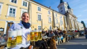 Oberbayern ist spitze  und vollbeschäftigt