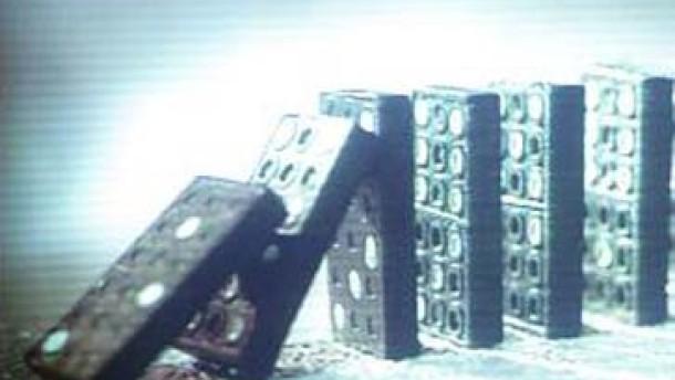 Die Domino-Theorie fällt