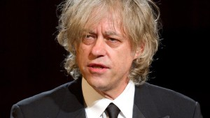 Ich über mich: Bob Geldof