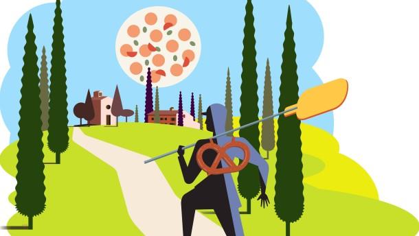 Streuselkuchen für Vicenza