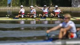 Rennboote für Weltmeister und Elitestudenten