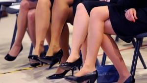 Mehr Frauen in  den Aufsichtsräten