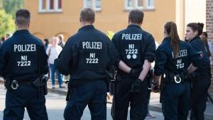 Drei Tatverdächtige festgenommen