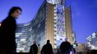 Das Hauptquartier der Europäischen Kommission in Brüssel