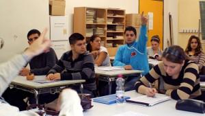 Lernen, wie Schule funktioniert