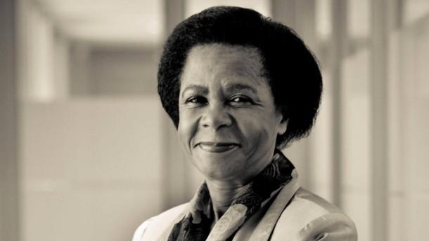 Mamphela Ramphele - Die frühere südafrikanische Apartheidskämpferin spricht mit Claudia Bröll über ihr Leben.