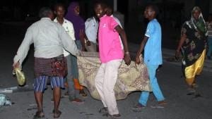 Tote bei Terroranschlägen auf zwei Hotels