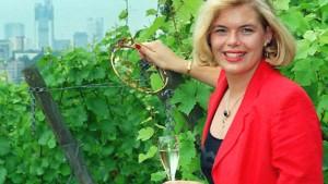 Die Weinkönigin und der Bundes-Hotte
