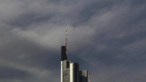 Commerzbank in schwerer See