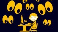 Überwachung am eigenen Arbeitsplatz - Was ist erlaubt und was nicht?