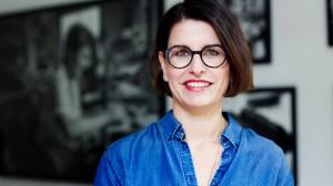 Gründerin von Lunettes: Uta Geyer in ihrem Laden in Berlin Mitte