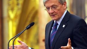 Schüssel legt Mandat nieder